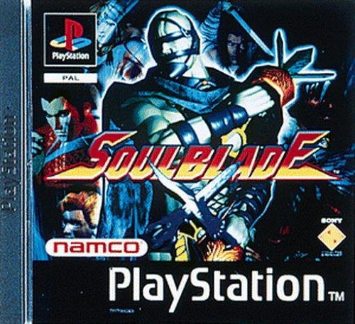 Soulblade (Soul Edge)