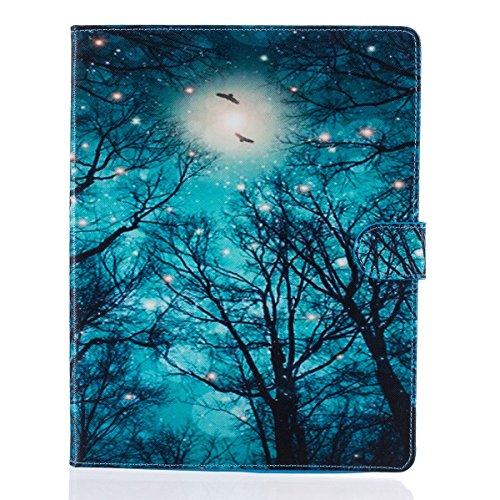 inShang iPad 2 iPad 3 iPad 4 Housse Etui Smart Cover Pour Tablette Apple iPad, coque en PU cuir - Fait automatiquement passer en mode veille et sortir du mode veille votre, Coque Avec Support Fonction