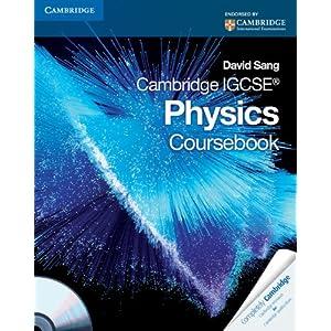 Cambridge IGCSE Physics Coursebook with CD-ROM (Cambridge International IGCSE) (Paperback)