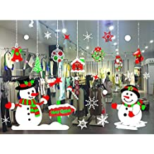 Decoration vitrine noel for Decoration de noel amazon