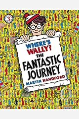 Where's Wally? The Fantastic Journey Paperback