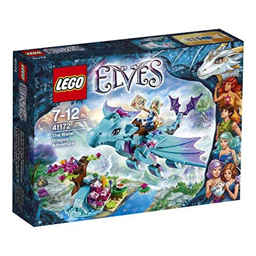 Preisvergleich Produktbild Lego 41172 Elves Abenteuer mit dem Wasserdrachen, Kreatives Spielzeug