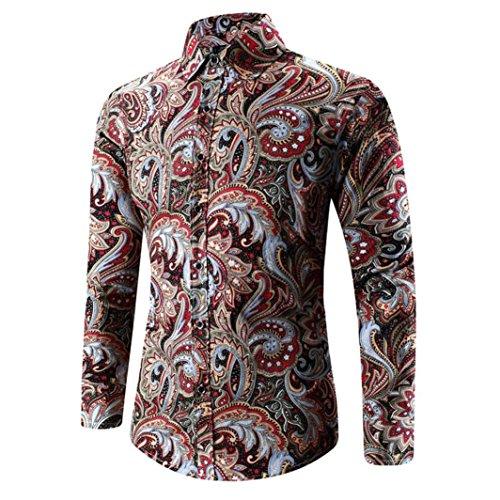 Camicia da Uomo feiXIANG T Shirt Shirts Camicia Camicie Polo Camicetta Cappotto Giacca Maglione Felpe Hoodie Pullover Maniche Lunghe Moda 3D Stampa