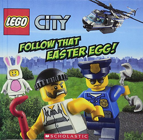 Follow That Easter Egg! (Lego City) - Easter Egg Lego