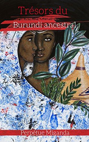 Couverture du livre Trésors du Burundi ancestral