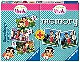 Heidi–Multipack Memory + 3Puzzles (Ravensburger 68739)