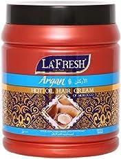 Lafresh Hot Oil Argan Hair Cream 1000ml