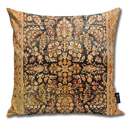 Rasyko - Funda de cojín Decorativa de Estilo Antiguo Persa con diseño...
