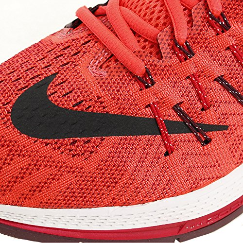 NIKE 748588-404, Scarpe da corsa Uomo Rosso (bright crimson/black-university red)