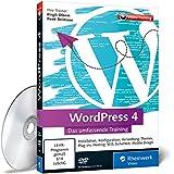 WordPress 4: 10 Stunden WordPress-Praxis für Einsteiger und Fortgeschrittene