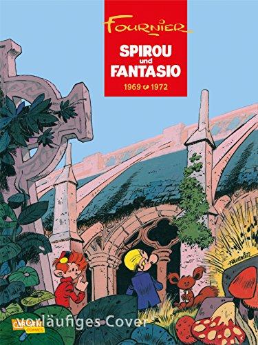 1969-1972 (Spirou & Fantasio Gesamtausgabe, Band 9)