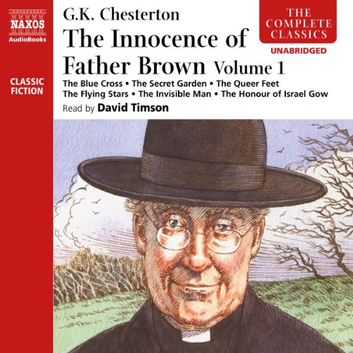 The Innocence of Father Brown  Audiolibri