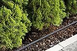 Gardena 1969-20 Perl Regner Schlauch, mit allen Anschlussarmaturen, mit Durchfluss- und Druckregulierung, verkürzbar oder verlängerbar (Beregnete Fläche 15qm, Schlauchlänge: 15m) - 5