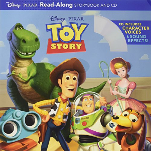 Toy Story Read-Along Storybook and CD par Ronald Kidd