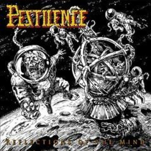 Pestilence: Reflections of the Mind (Audio CD)