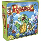 Rampage Board Game by Brybelly