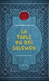 corps royal des qu?teurs tome 1 la table du roi salomon