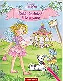 Prinzessin Lillifee: Rubbelsticker & Malbuch