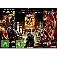Die Tribute von Panem 1 + 2 + 3   Hunger Games   Catching Fire   Mockingjay 1