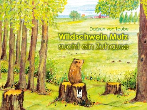 Wildschwein Mutz sucht ein Zuhause