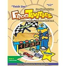 Finish Line FrooTivities(TM) (Frootbearer Frootivities - Activity Book)
