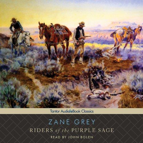 Riders of the Purple Sage  Audiolibri