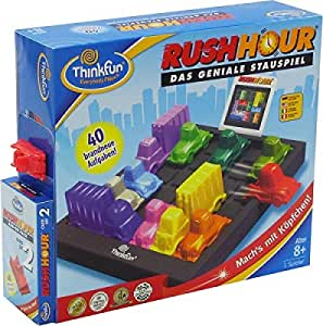 Think Fun Rushhour Bundle incl. Zusatzaufgaben
