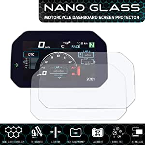Speedo Angels Nano Glass Displayschutzfolie Tachoschutzfolie Für R1250r Rs 2019 X 2 Auto