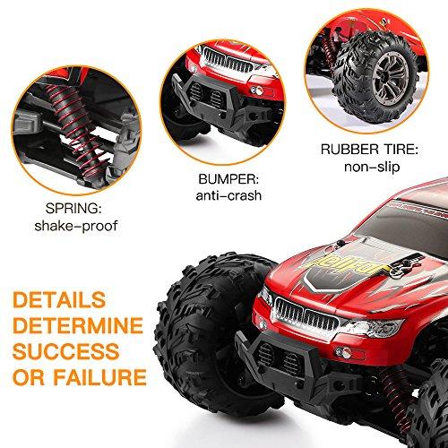 RC Auto kaufen Monstertruck Bild 3: 1:16 HELIFAR RC 4WD 36 km/h*