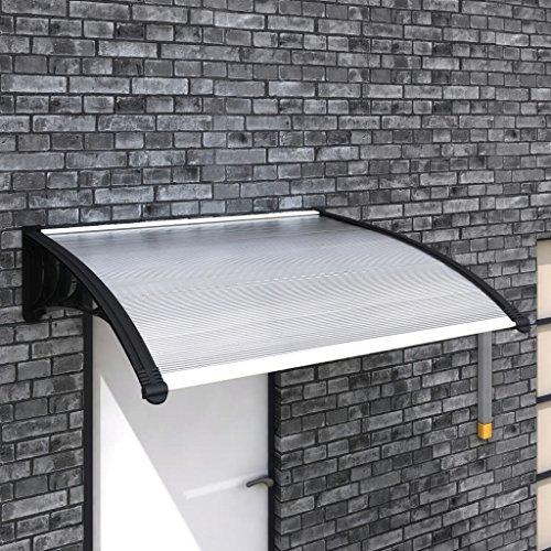 XINGLIEU - Toldo para Puerta de toldo para Proteger de los Rayos UV, 120 x 100 cm (Largo x Ancho)