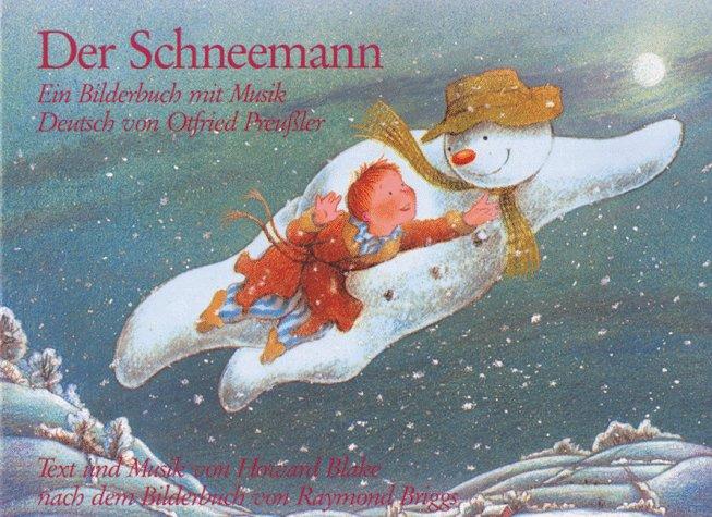 Der Schneemann: Ein Bilderbuch mit Musik