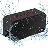 Bluetooth Lautsprecher,Wasserdicht Tragbar Musik Box Handy Wireless Bass