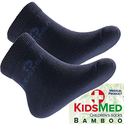 4sold-enfants-chaussettes-garcons-filles-bambou-antibacterien-avec-biogenique-ions-argent-13-14-bleu