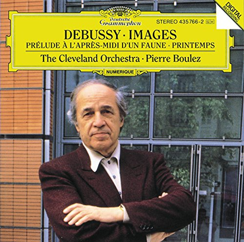 Debussy:Prélude à l'après-midi...