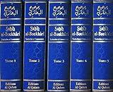 Sahih Al-Boukhari (Collection complète sous coffret de 5 tomes)