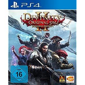 Divinity: Original Sin 2 (Definitive Edition) – [PlayStation 4]