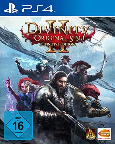 Divinity: Original Sin 2 (Definitive Edition) - [PlayStation 4] (Krieg Video-spiel Spiele,)