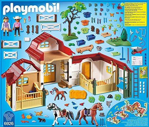 Playmobil Reiterhof 6926 – Großer Reiterhof - 3