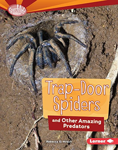 Trap-Door Spiders and Other Amazing Predators (Searchlight Books  — Animal Superpowers)