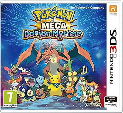 Pokemon Méga Donjon Mystère