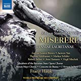 Mayr, J.S.: Miserere in
