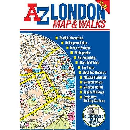 london map walks street maps atlases