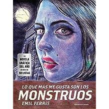 Lo que más me gusta son los monstruos (RESERVOIR GRÁFICA)