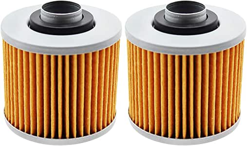 Virago 1100 XV1100 1986-2000 Yerbay Motorcycle Oil Filter for Yamaha Virago 1000 XV1000 1981-1985