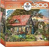 Eurographics 8300-2466,3cm Le Abri de Jardin de Campagne Puzzle (300)