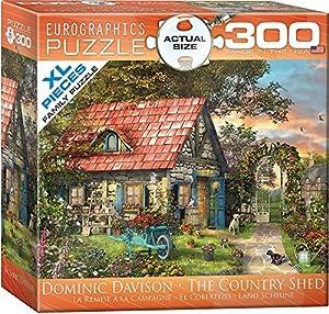 Eurographics 8300-0971 - Puzzle (300 Piezas)