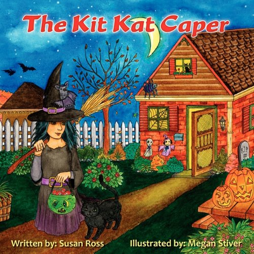 The Kit Kat Caper (Kit Kats Halloween)