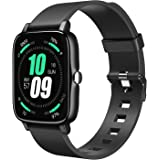 Smart Watch for Android Phones IOS, Tanzato IP68 Waterproof Smartwatch for Men Women 1.7'' Full-touch Activity Fitness Tracke