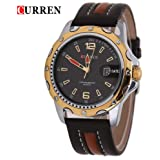 ساعة رجالية ماركة كورين للرجال - ستانليس ستيل موديل 8104