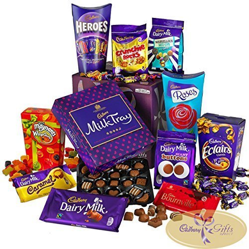 Cadbury Chocolate Team Hamper by Cadbury Gifts Direct
